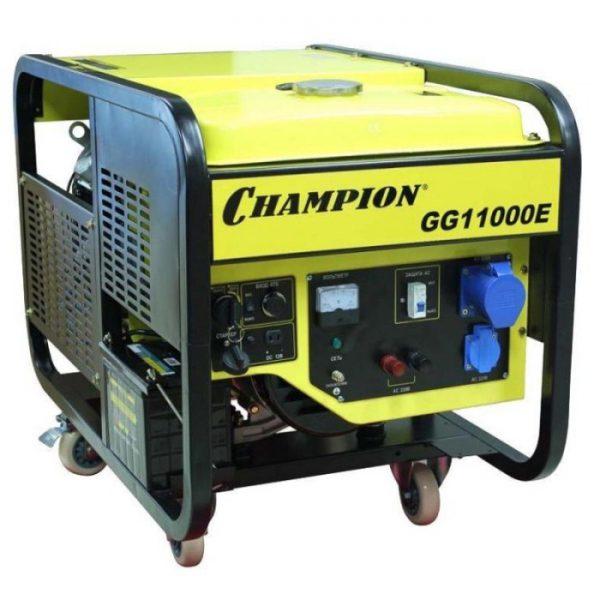 Генератор CHAMPION GG11000E