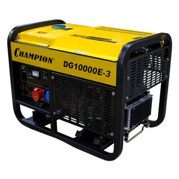 Генератор CHAMPION DG10000E-3