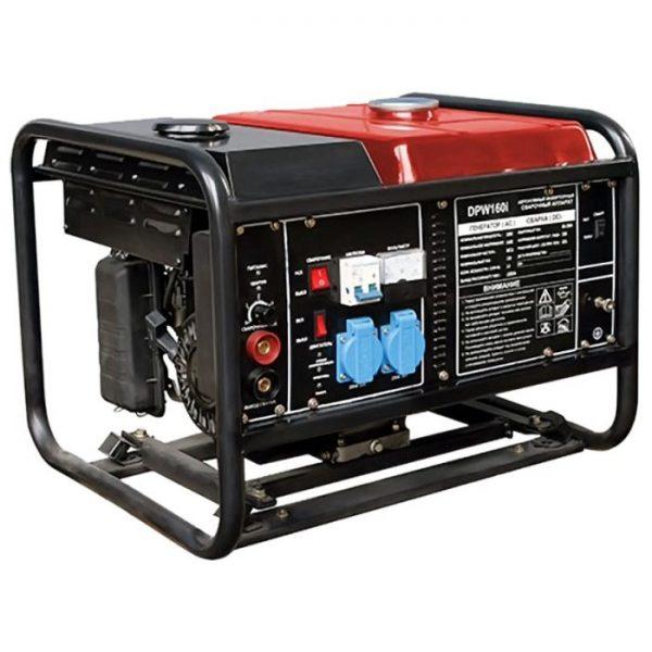 Сварочный генератор DDE DPW160i