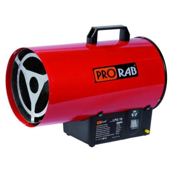 Газовый нагреватель PRORAB LPG 10