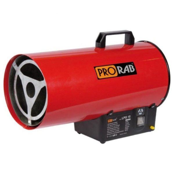 Газовый нагреватель PRORAB LPG 15