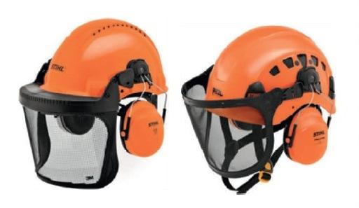 Варианты конструкции защитных шлемов для вальщиков