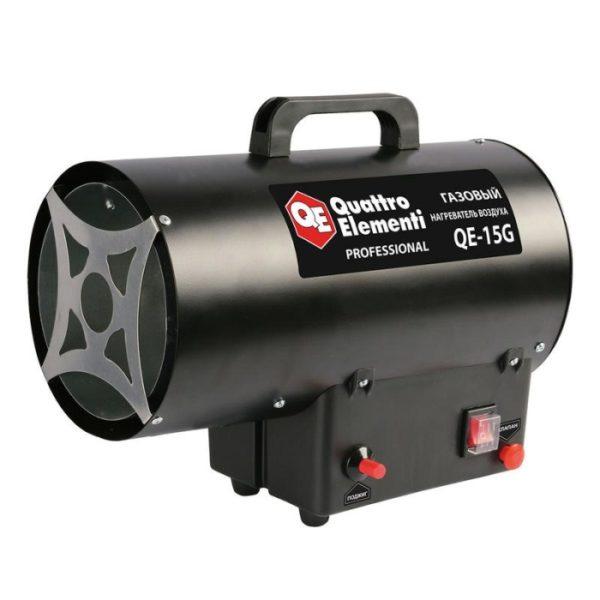 Газовый нагреватель QUATTRO ELEMENTI QE-15G