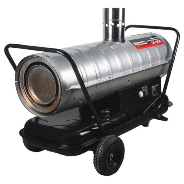 Дизельный нагреватель QUATTRO ELEMENTI QE-70DN