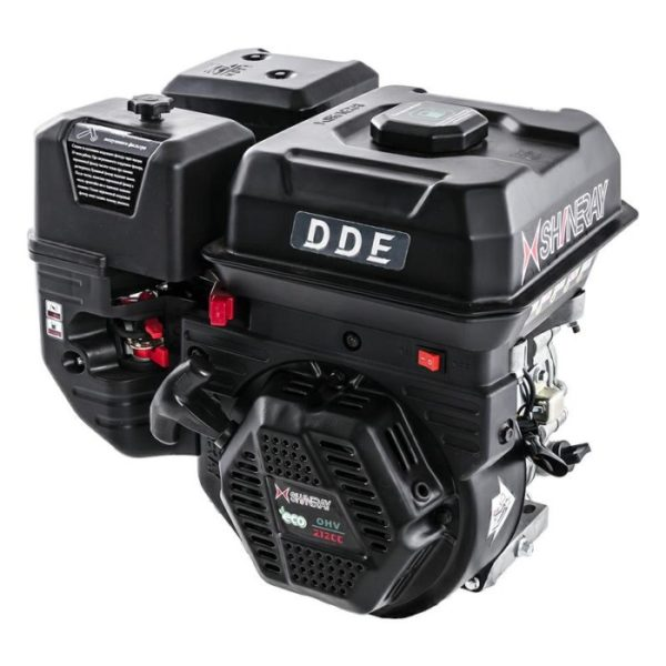 Двигатель DDE 173F-Q19