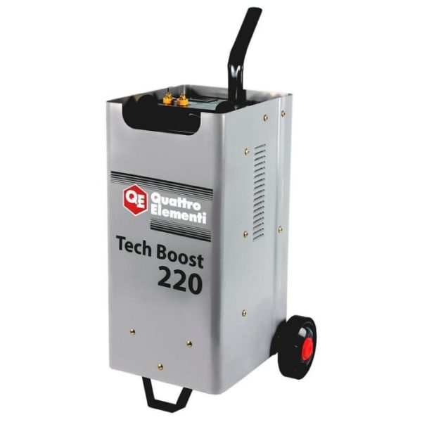 Пуско-зарядное устройство QUATTRO ELEMENTI Tech Boost 220