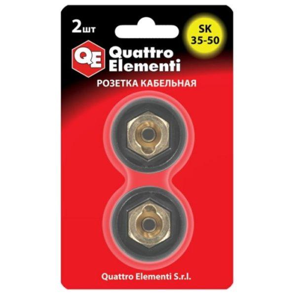 Кабельный разъем QUATTRO ELEMENTI SК 35-50