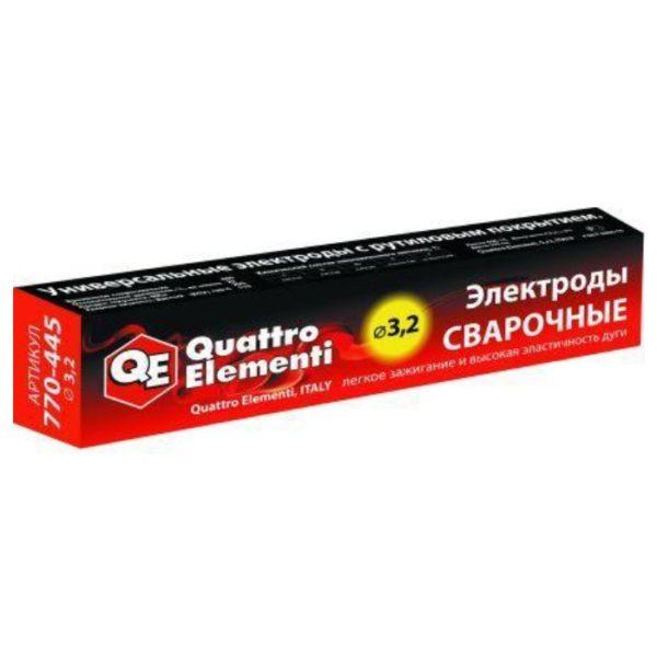 Электроды сварочные QUATTRO ELEMENT (3,2 мм; 4,5 кг)