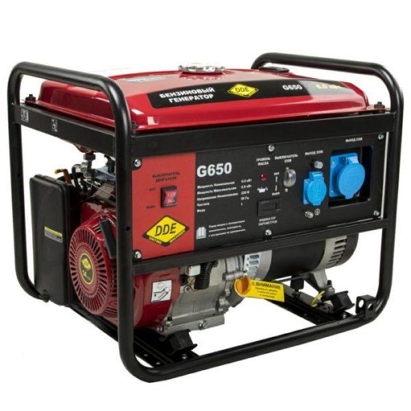 Генератор DDE G650