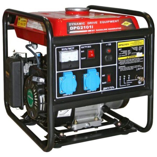 Инверторный генератор DDE DPG2101i