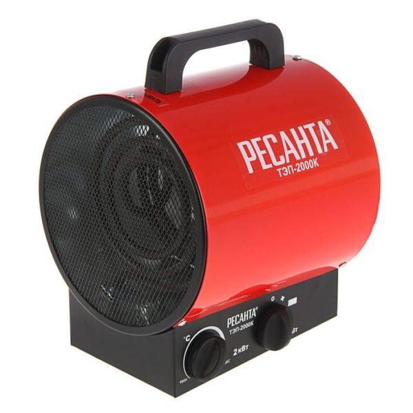Электрический нагреватель РЕСАНТА ТЭП-2000К