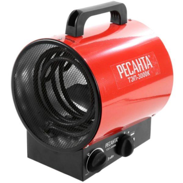 Электрический нагреватель РЕСАНТА ТЭП-3000К