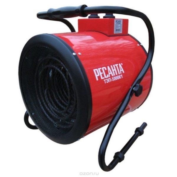 Электрический нагреватель РЕСАНТА ТЭП-5000К1