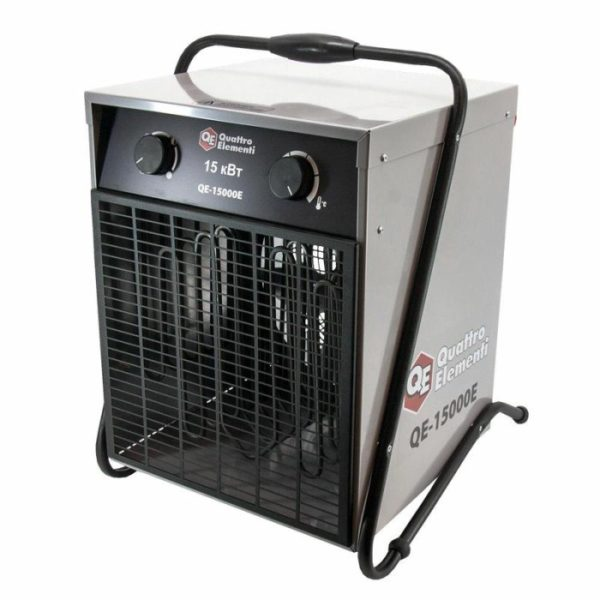 Электрический нагреватель QUATTRO ELEMENTI QE-15000E