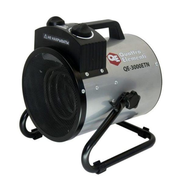 Электрический нагреватель QUATTRO ELEMENTI QE-3000ETN