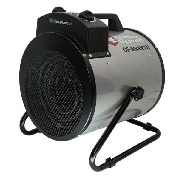 Электрический нагреватель QUATTRO ELEMENTI QE-9000ETN