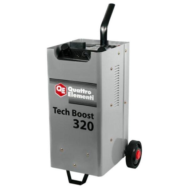 Пуско-зарядное устройство QUATTRO ELEMENTI Tech Boost 320