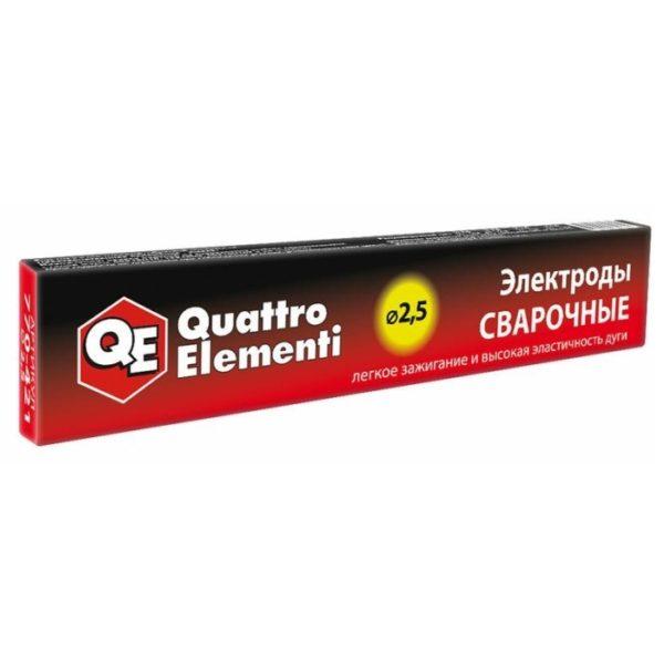 Электроды сварочные QUATTRO ELEMENT (2,5 мм; 0,9 кг)