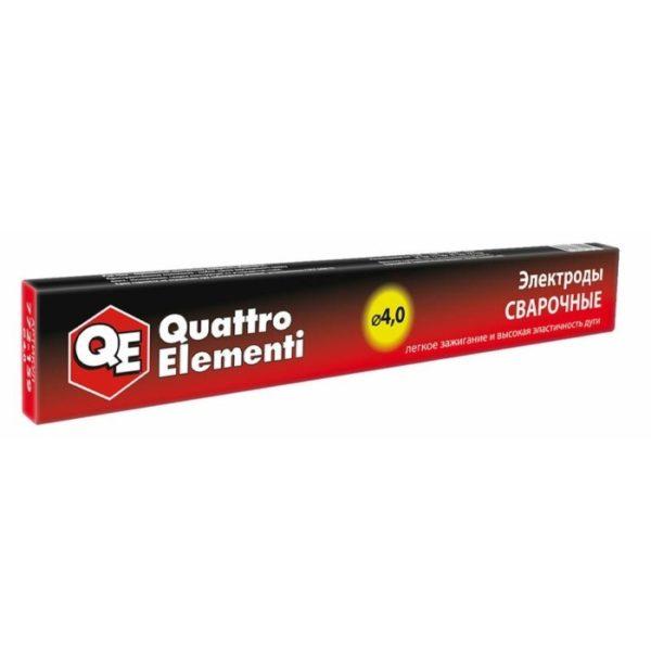 Электроды сварочные QUATTRO ELEMENT (4 мм; 0.9 кг)
