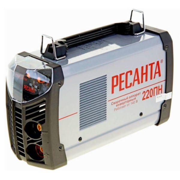 Инверторный сварочный аппарат РЕСАНТА САИ-220ПН