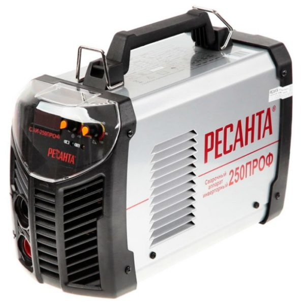 Инверторный сварочный аппарат РЕСАНТА САИ-250ПРОФ