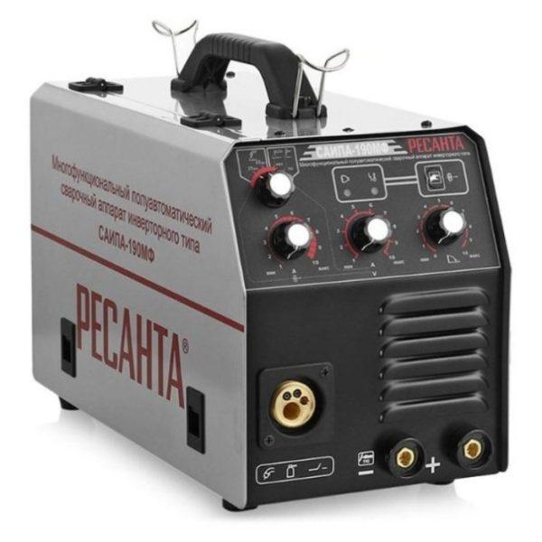 Аппарат полуавтоматич. сварки РЕСАНТА САИПА-190МФ