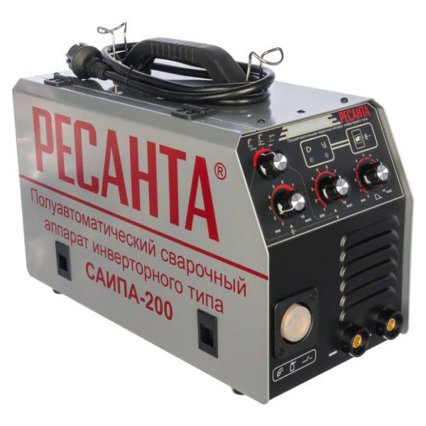 Аппарат полуавтоматич. сварки РЕСАНТА САИПА-200