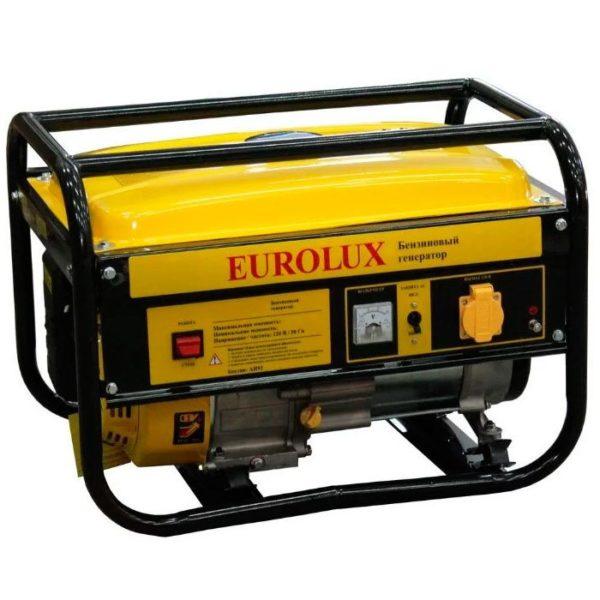 Генератор EUROLUX G6500A