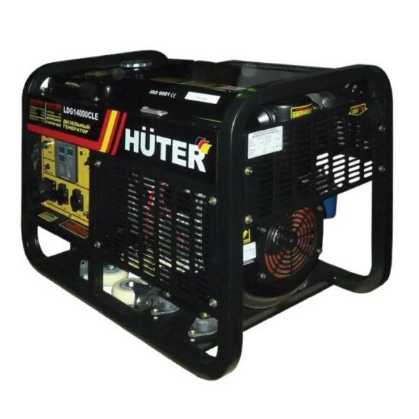 Генератор HUTER LDG14000CLE