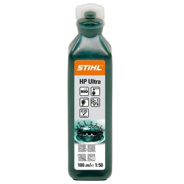 Масло для двухтактного двигателя STIHL Ultra, 0,1 л.