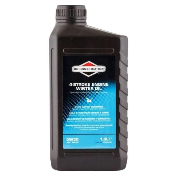 Моторное масло B&S Synthetic 5W30 (зимнее)