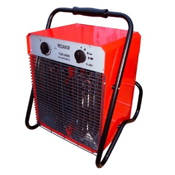 Электрический нагреватель РЕСАНТА ТЭП-9000